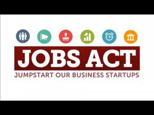 Senate Approves JOBS Act which allows startups to seek crowd funding
