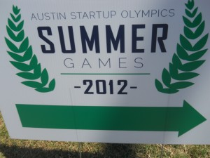 BuildASign wins the Startup Olympics Summer Games