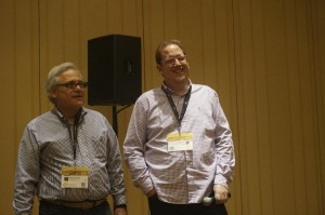Special thanks to my friend, Jeff Pulver(right) who shared some great insights on Israel's startup economy for our talk at SXSW 2013