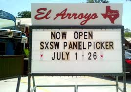 Photo courtesy of El Arroyo and SXSW