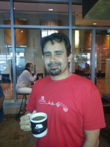 Keith Casey Jr., software developer with Twilio