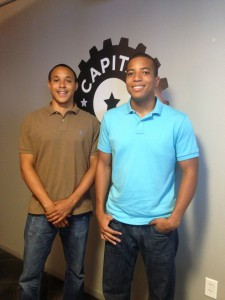 Eric Sonnier and Broderick McClinton, Co-founders of Equity Endeavor
