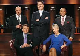 Mark Cuban and the rest of the cast of Shark Tank, photo courtesy of Shark Tank
