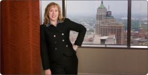 Photo of Stephanie Chandler, partner of Jackson-Walker, courtesy of the law firm.