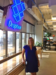 Sherry Birk with Dropbox in Austin
