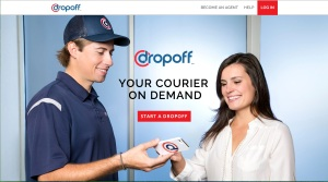 Dropoff Home page