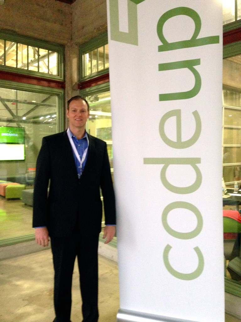 Michael Girdley, co-founder of Codeup