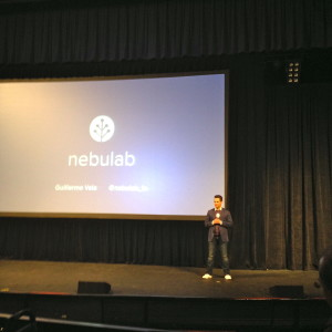 Guillermo Vela. CEO and Co-founder of Nebulab