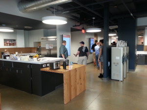 Spiceworks' Kitchen