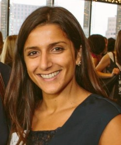 Hanna Jamal, co-founder of Urban Co-Lab