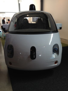 Google's self-driving car prototype coming to the streets of Austin