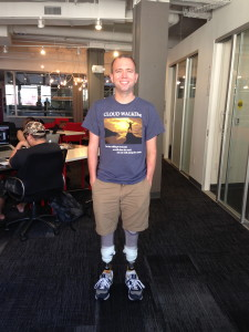 Ian Warshak plans to hike Mt. Kilimanjaro in December as part of The Cloud Walkers.