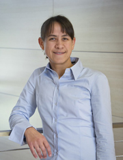 Delia Milliron, co-founder of Heliotrope Technologies and associate professor of chemistry at UT.