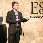 Chris Lewicki, the president and chief engineer of Planetary Resources, photo courtesy of SXSW Eco