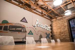 mooveltransit's Austin office, formerly RideScout