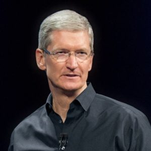 Apple's CEO Tim Cook Visits Austin and Announces New Training Program with Austin Community College