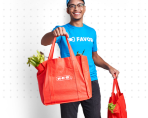 H-E-B and Favor Delivery Launch 2-Hour Delivery at all Texas Stores